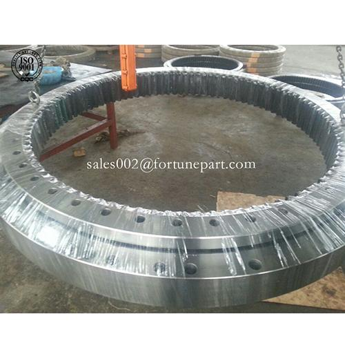 Hitachi excavator turntable swing circle